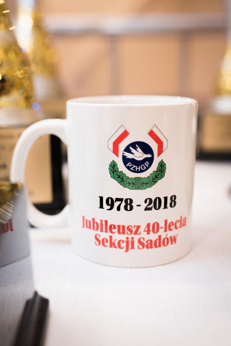 Jubileusz 40-lecia Sekcji Sadów